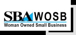 logo SBA WOSB