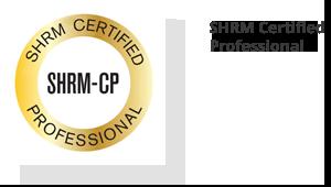 logo shrm certified professional
