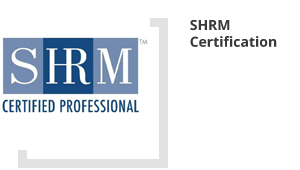 logo shrm certification