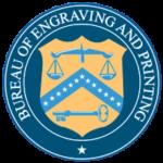 logo bureau of engraving and printing
